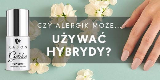 Czy alergik może używać hybrydy?