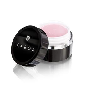 Kabos Luxury Gloss UV Gel Powder Pink