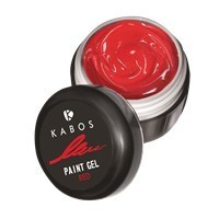 Kabos Paint Gel Red