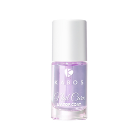Kabos Nail Care UV Top Coat
