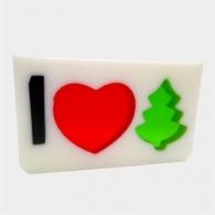 Mydło I love Christmas