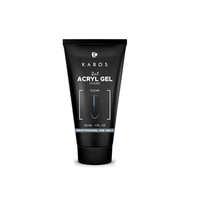 2in1 Acryl-Gel Clear