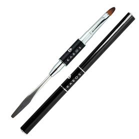 Kabos Acryl-Gel Dual Brush