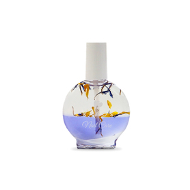 Kabos Nail Oil Blue Flowers