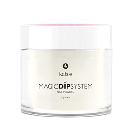 Magic Dip System 03 White Glitter French