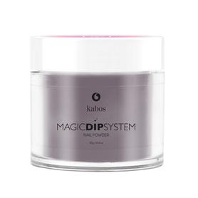 Proszek do manicure tytanowego - Kabos Magic Dip System 22 Storm
