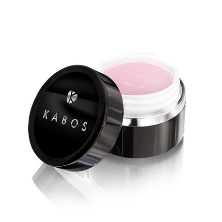 Kabos Luxury Gloss UV Gel Powder Pink
