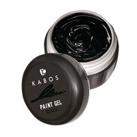 Kabos Paint Gel Black