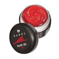 Kabos Paint Gel Red