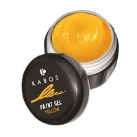 Kabos Paint Gel Yellow