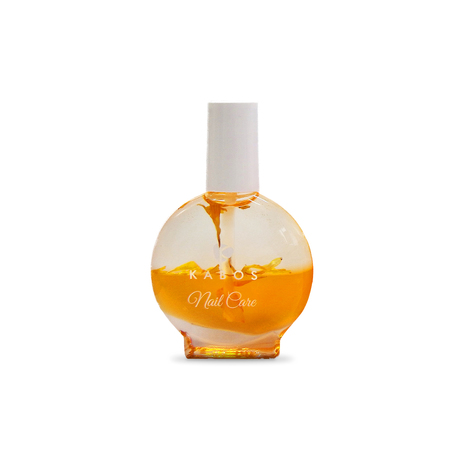 Kabos Nail Oil Yellow Flowers