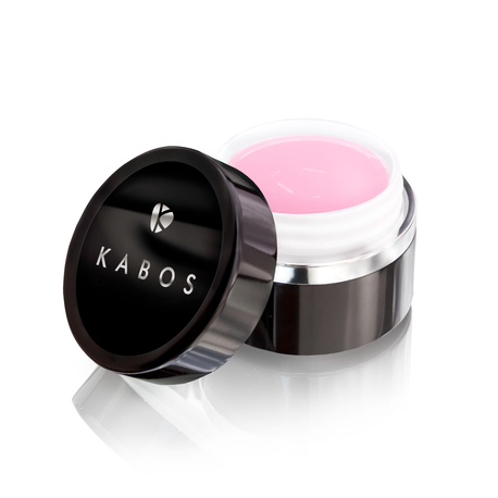 Kabos Luxury Gloss UV Gel Cover Milky Rose