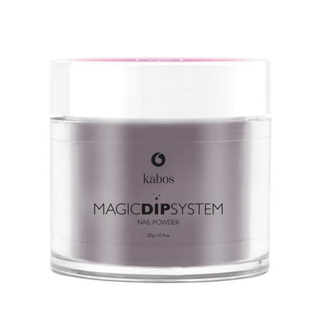 Proszek do manicure tytanowego - Kabos Magic Dip System 22 Storm (1)