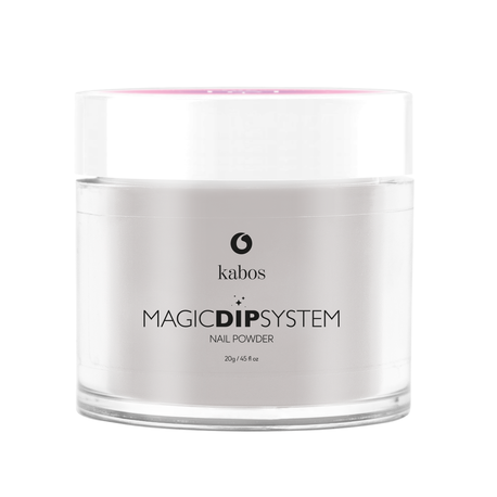 Proszek do manicure tytanowego - Kabos Magic Dip System 19 Stone (1)