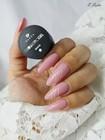 Infini Hybryda Top No Wipe Cover Nude Pink 5ml (2)