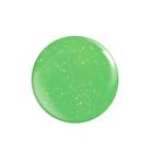 Proszek do manicure tytanowego - Kabos Magic Dip System 41 Bright Green (2)