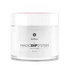 Zestaw do manicure tytanowego Magic Dip System - Nude Set (4)