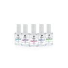 Zestaw do manicure tytanowego Magic Dip System - Nude Set (3)