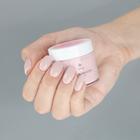 Proszek do manicure tytanowego - Kabos Magic Dip System 07 Nude (3)
