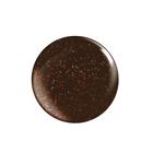 Proszek do manicure tytanowego - Kabos Magic Dip System 38 Brown Glitter (2)