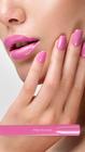 Gelike Lakier Hybrydowy Pink Peonies 5ml (3)