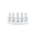Zestaw do manicure tytanowego Magic Dip System - Magic Pink Set (2)