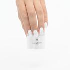 Proszek do manicure tytanowego - Kabos Magic Dip System 02 White French (3)